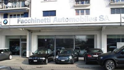 Facchinetti Automobiles SA à Neuchâtel