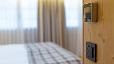 Hôtel de Rougemont: repos total grâce aux technologies modernes